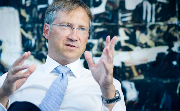 Vermögensverwalter Bert Flossbach