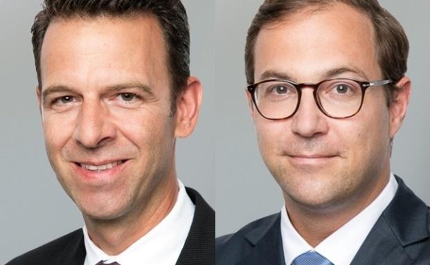 Balz Gut (links) und Benjamin Rohrmann sind Anfang August zur Schweizer Synpulse Management Consulting gewechselt