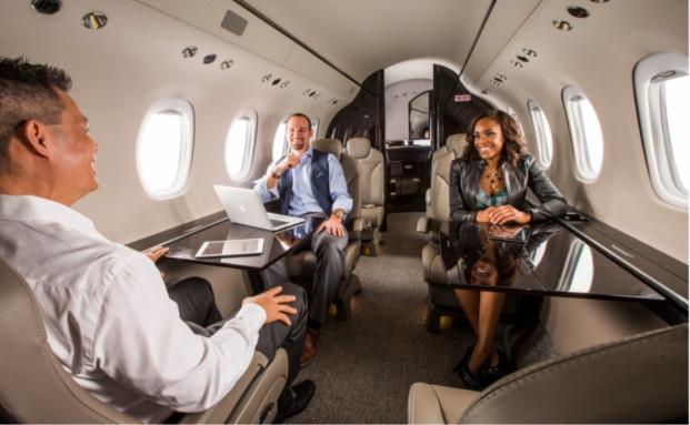 Innenraum der Latitude von Cessna|© Cessna