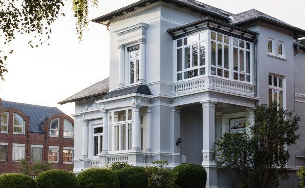 Hauptsitz der TOP Vermögensverwaltung AG in Itzehoe
