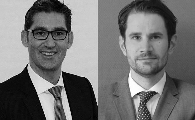 Thomas Goergen (links) und Stephan Grimm von der Service-KVG Luxembourg Investment Solutions