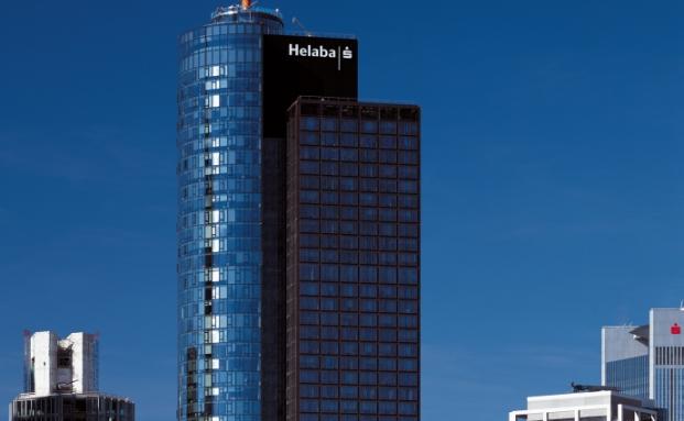 Helaba-Zentrale in Frankfurt: Der Vergütungsbericht zeigt, was die Mitarbeiter verdienen