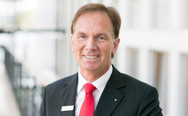 Der neue Mann an der Spitze der Nassauischen Sparkasse: Günter Högner