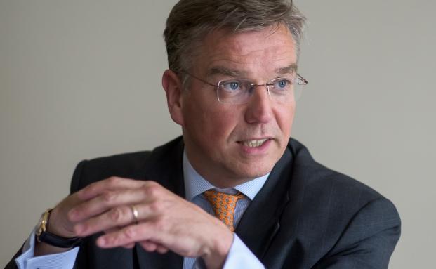 Thilo Wendenburg ist bei Merck Finck & Co für die Gesamthausstrategie, Vermögensverwaltung, Anlageangebot, Handel und Personal zuständig