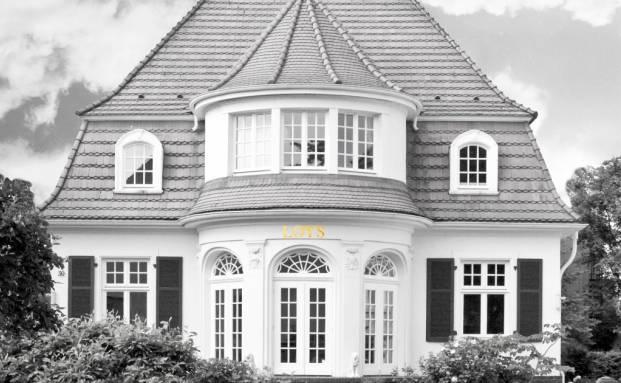 """LOYS-Villa"" in Oldenburg, Firmensitz der LOYS AG"
