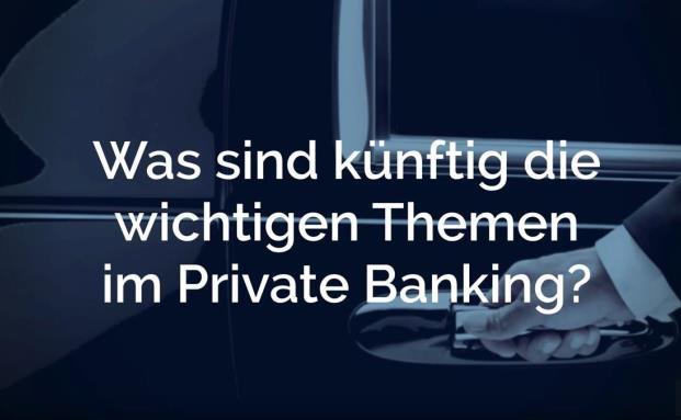Fünf zentrale Aufgaben: Das sind künftig die wichtigen Private-Banking-Themen