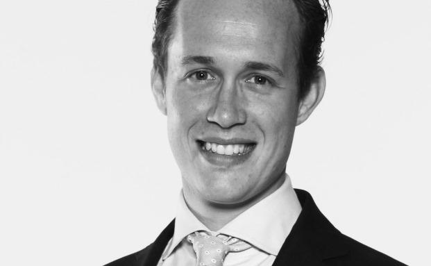 Der neue Niederlassungsleiter von Hiscox in Köln: Maximilian Heidbrink