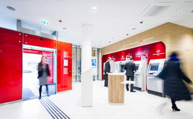 Die Bank Austria entstand aus Zentralsparkasse und Creditanstalt