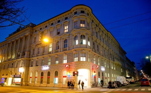 Eine Filiale der Bank Austria: Rund 10 Prozent der Filialen könnten im Zuge des Umbaus geschlossen werden
