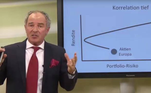 Aufklärungsvideo für Kunden: Ist Korrelation stabil?