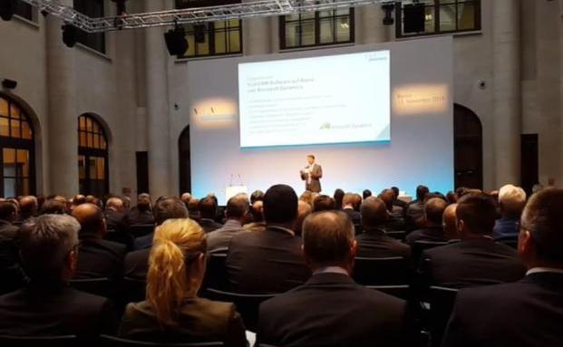 Der 2. Vermögensverwaltertag fand dieses mal in Berlin im Humboldt Carré statt