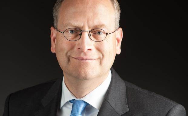 Bekommt gleich vierfache Unterstützung: Sven Olderdissen, Co-Leiter des Essener Merck-Finck-Standortes