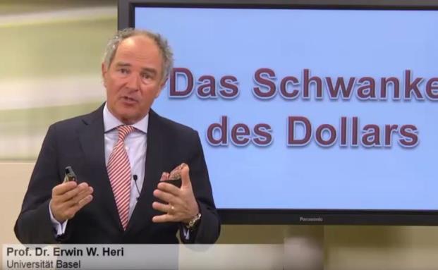 Professor Erwin Heri hat das Internet-Start-up Fintool gegründet und erklärt Anlagethemen möglichst einfach und kompakt