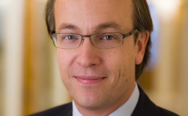Jöern Nikolay wird zum Geschäftsführer befördert