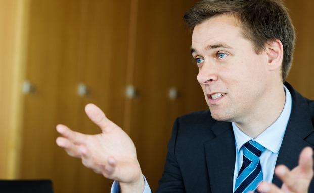 Andreas Leckelt ist Geschäftsführer der Fintech-Holding Comvest