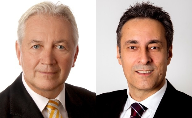 Leiteten zuletzt die Geschicke des Family Office von der Heydt: Jürgen Raeke (links) und Holger Schroeder