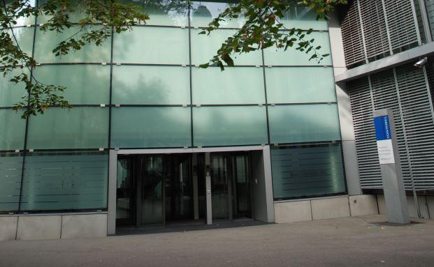 Die Zentrale der Privatbank Vontobel in Zürich