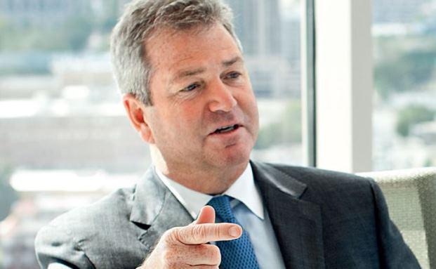 """Martin L. """"Marty"""" Flanagan, ist seit August 2005 Vorstandsvorsitzender der US-amerikanischen Fondsgesellschaft Invesco"""