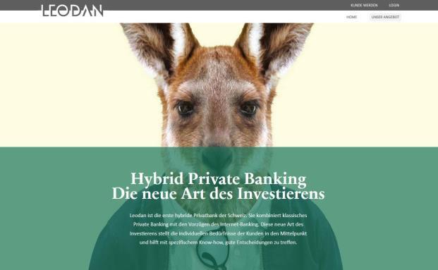 Im vergangenen Jahr hat sich die Leodan Privatbank erst umbenannt und die Strategie aufs Private Banking ausgerichtet