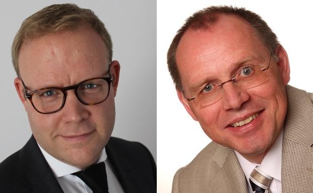 Geschäftsführer der Firstfive Research & Consulting: Christian Hammes und Jürgen Lampe