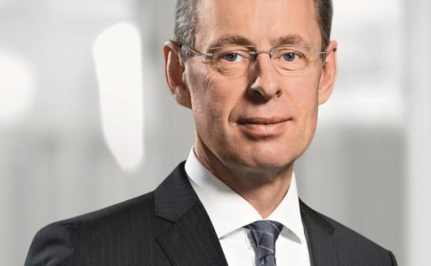 Gustav Holtkemper ist einer von fünf Bereichsvorständen der Commerzbank und für den Westen Deutschlands zuständig