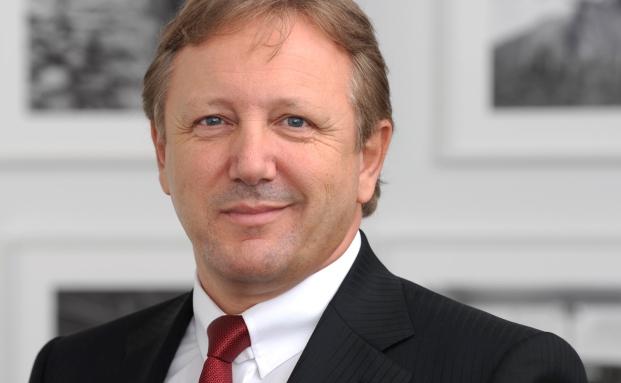 Vom Private Banking in die Baubranche: Hans-Ulrich Meister