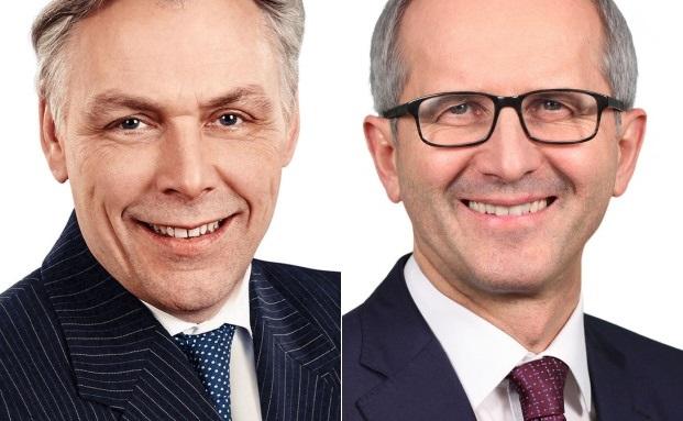 Die Geschäftsführer der Eckpfeiler Immobilien Gruppe: Ulf Lange (r.) und Wolfgang Bogner|© Eckpfeiler Immobilien