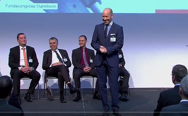 Speeddating auf dem Fondskongress in Mannheim 2016