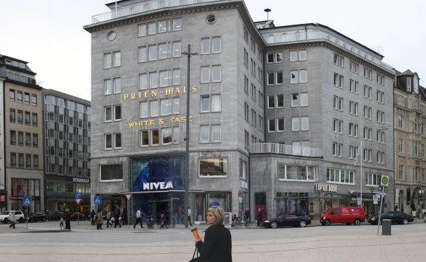 Neue Adresse des Kontora Family Office: das Prien-Haus an Hamburgs Binnenalster