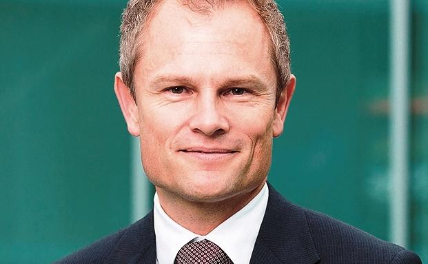 Der Deutschland-Chef der St. Galler Kantonalbank: Walter Ernst