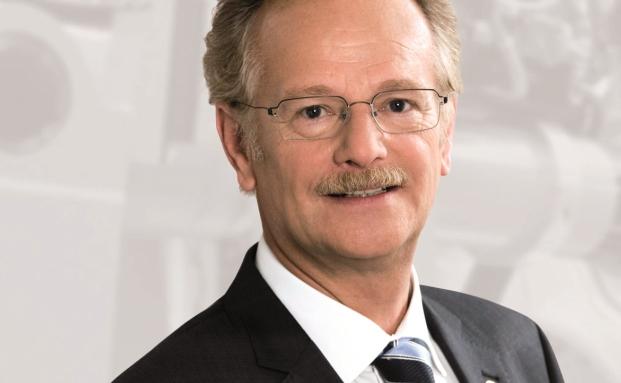 Präsident des Wirtschaftsclub Stuttgart: Siegbert Lapp