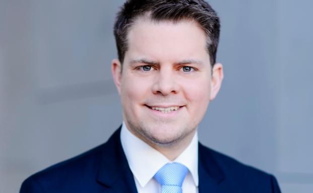 Soll vom Münchner Standort aus Vermögensverwalter betreuen und Neukunden akquirieren: Benjamin Linn