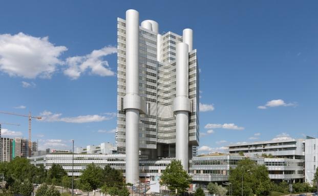Zentrale der Hypovereinsbank in München