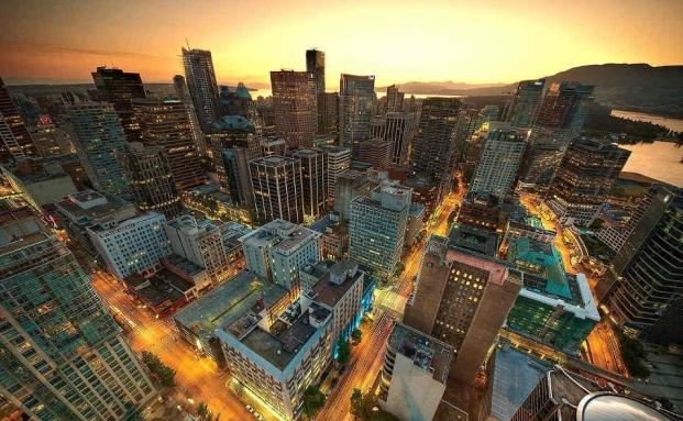 Beliebte Investitionsobjekte: In Vancouver sind die Preise für Luxusimmobilien 2015 um 25 Prozent gestiegen.
