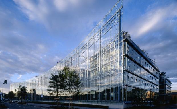 Der Stammsitz des Dumont-Verlags in Köln: Das Neven-Dumont-Haus|© H.G. Esch, Köln