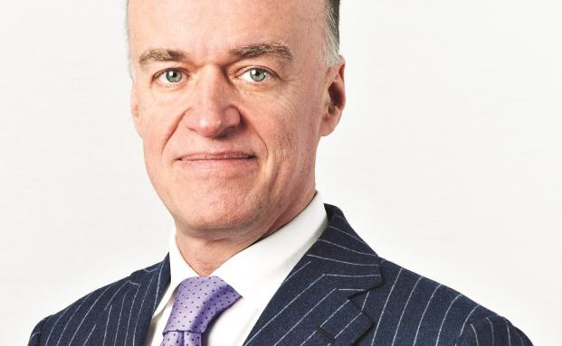 Leonhard Fischer, Vorstandsvorsitzender der BHF Kleinwort Benson Group