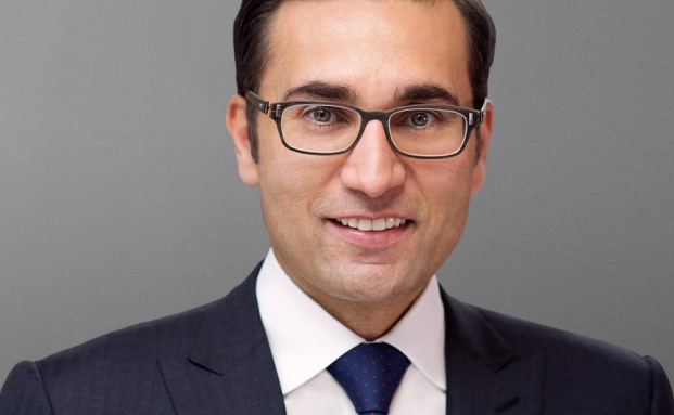 Der Chef des internationalen Wealth Managements der Credit Suisse: Iqbal Khan
