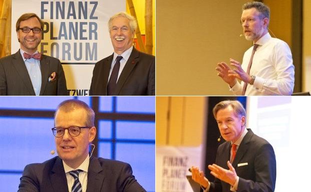 Auf dem zweiten Finanzplaner Forum in Düsseldorf gab es Vorträge, Diskussionsrunden, aber auch Unterhaltung|© Axel Jusselt /Finanzplaner Forum