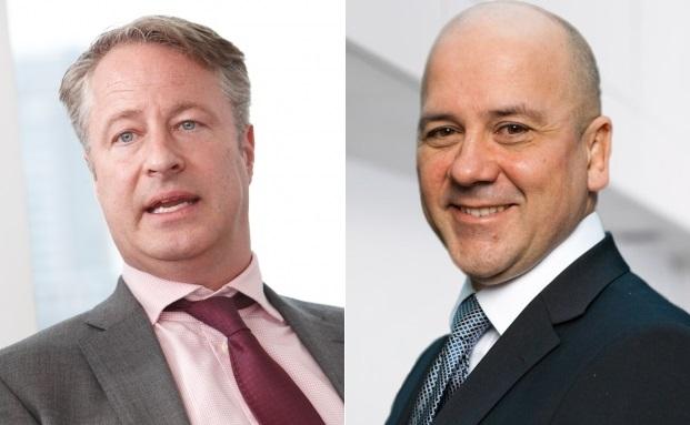 Sollen institutionellen Anlegern direkte Immobilieninvestments anbieten: Tilman Hickl (li.) und Wolfgang Behrendt|© Tom Hoenig