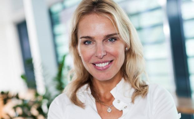Hilde Jenssen von der Fondsboutique Skagen