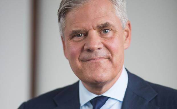 Vorstand der Bundesbank: Andreas Dombret|© Frank Rumpenhorst