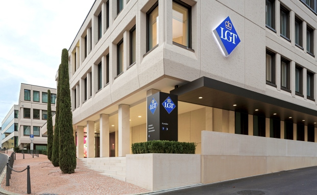 Neuer Arbeitgeber von Jan Hartmann: die LGT Bank in Vaduz