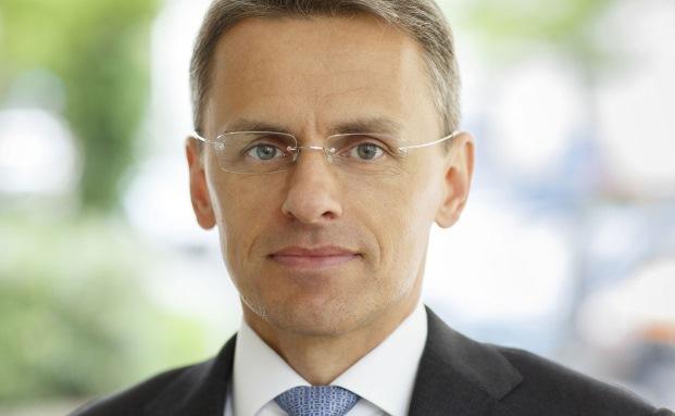 Leiter des institutionellen Geschäftes in Deutschland und Österreich bei Blackrock: Markus Taubert