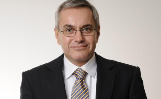 Der Vorstand des Bankhauses Herzogpark: Reiner Krieglmeier