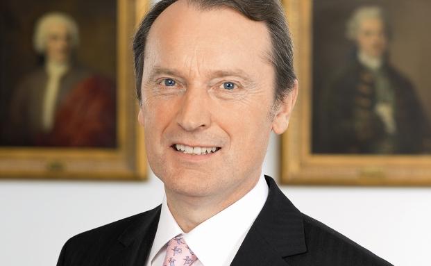 Persönlich haftender Gesellschafter der Berenberg Bank und Präsident des Bundesverbands deutscher Banken: Hans-Walter Peters