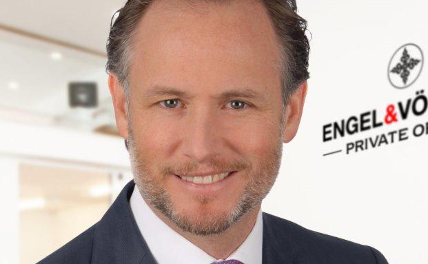 Constantin von Dalwigk leitet das Geschäftsfeld Private Office bei Engel & Völkers