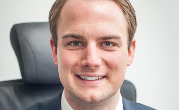 Der Niederlassungsleiter der BHF-Bank in Münster: Nico Kerkhoff