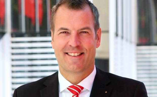 Übernimmt den Vorstandsvorsitz der Sparkasse Harburg-Buxtehude: Andreas Sommer