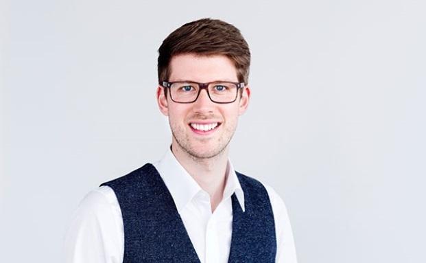 Mitgründer und Vorstand von Kapilendo: Christopher Grätz