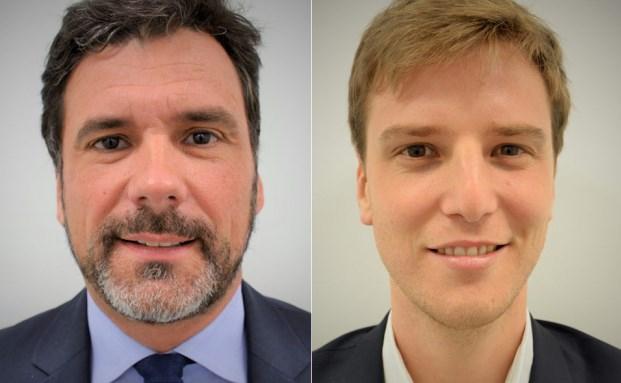 Jean-Charles Le Scrill (l.), Technischer Direktor und Eric Tubin, Finanzanalyst, verstärken das Asset-Management-Team von La Française Real Estate Partners